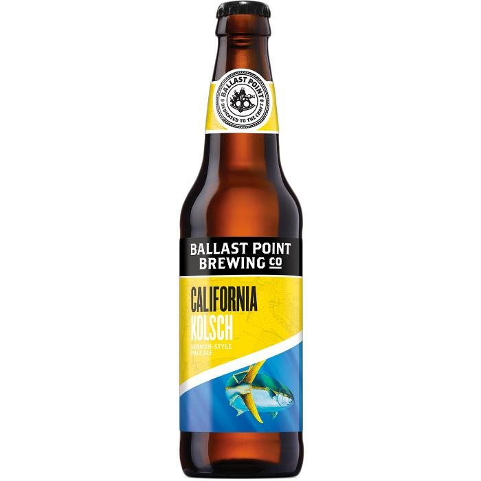 Ballast Point California Kölsch Beer Ballast Point