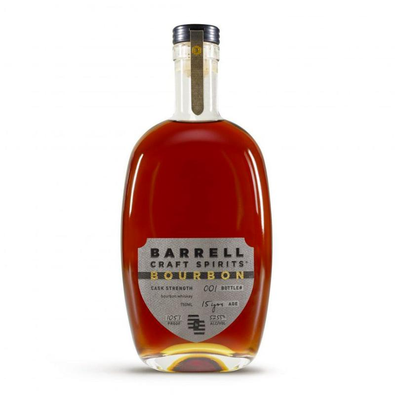 Barrell Bourbon 15 Year Old Cask Strength Bourbon Barrell Craft Spirits