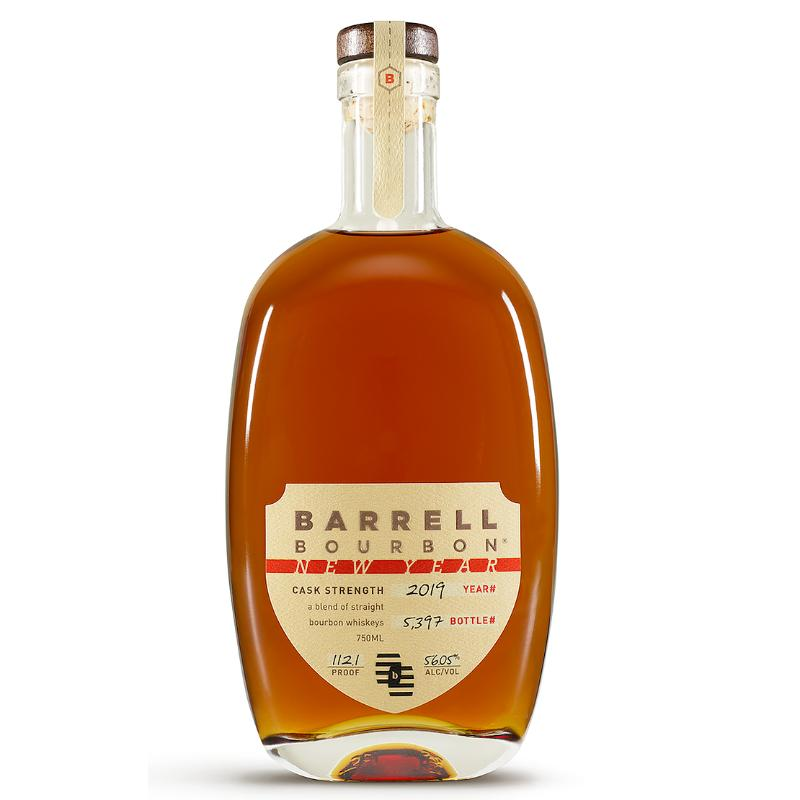 Barrell Bourbon New Year 2019 Limited Edition Bourbon Barrell Craft Spirits