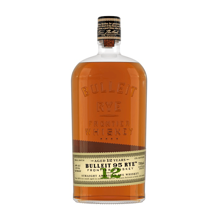 Bulleit 12 Year Old Rye Bourbon Bulleit