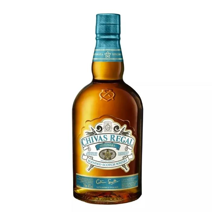 Chivas Regal Mizunara Scotch Chivas Regal