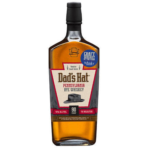 Dad's Hat Classic Rye Whiskey