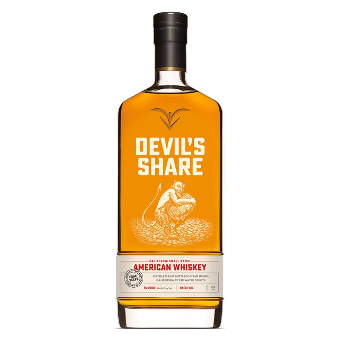 Devil's Share American Whiskey American Whiskey Cutwater Spirits