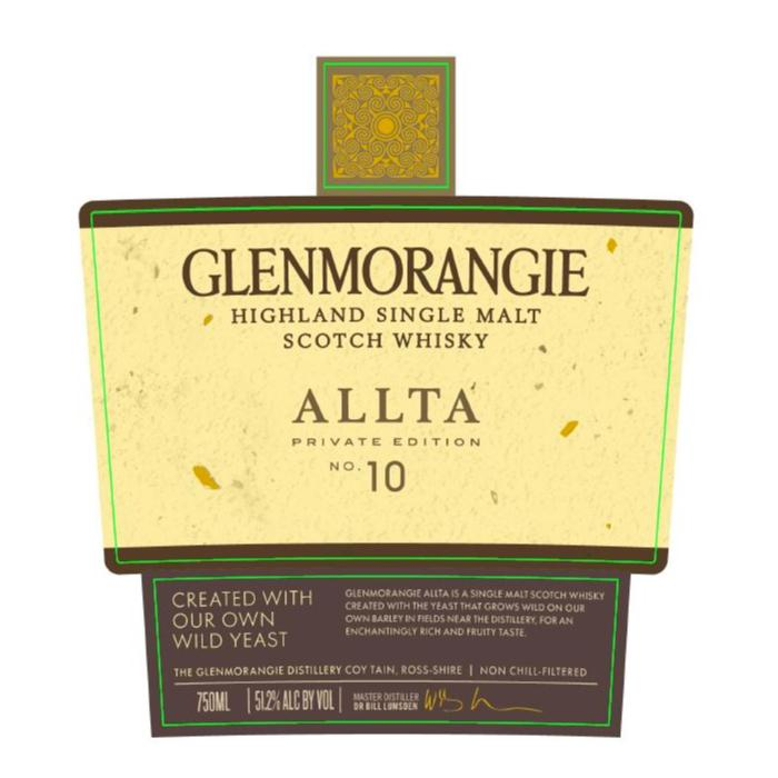 Glenmorangie Allta Private Edition No. 10 Scotch Glenmorangie