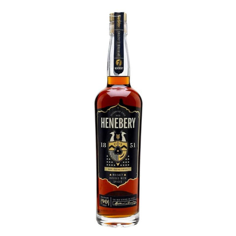 Henebery Small Batch Infused Rye Whiskey