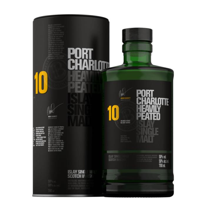 Port Charlotte 10 Year Old Scotch Port Charlotte
