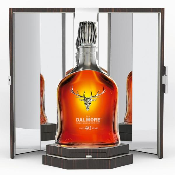 The Dalmore 40 Year Old Scotch The Dalmore