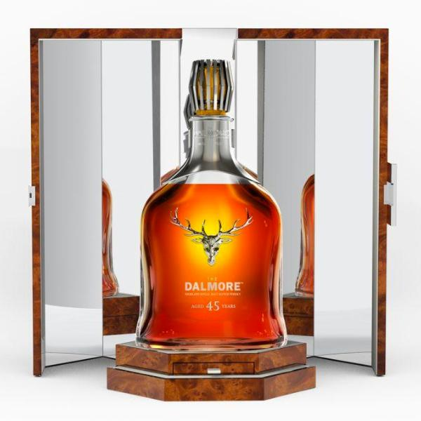 The Dalmore 45 Year Old Scotch The Dalmore