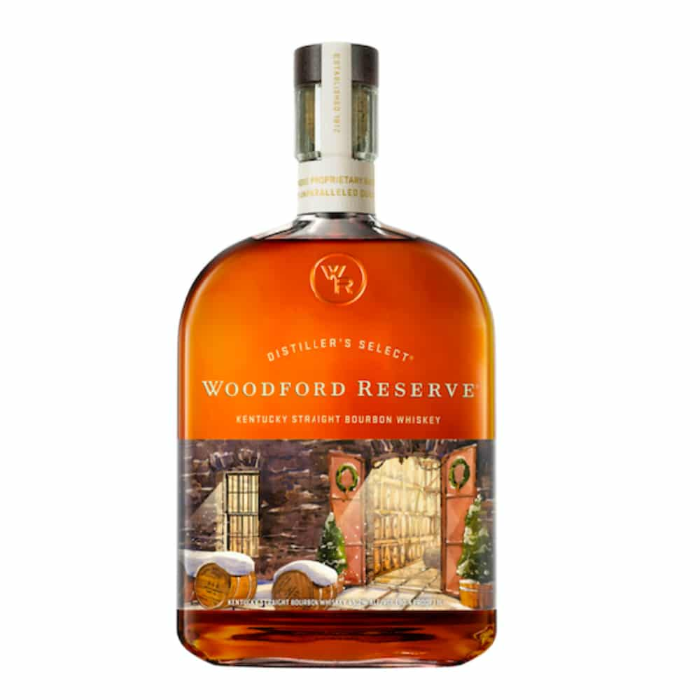 Woodford Reserve 2020 Holiday Bottle Bourbon Woodford Reserve