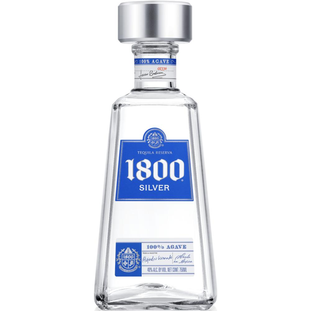 1800 Tequila Silver Tequila 1800 Tequila