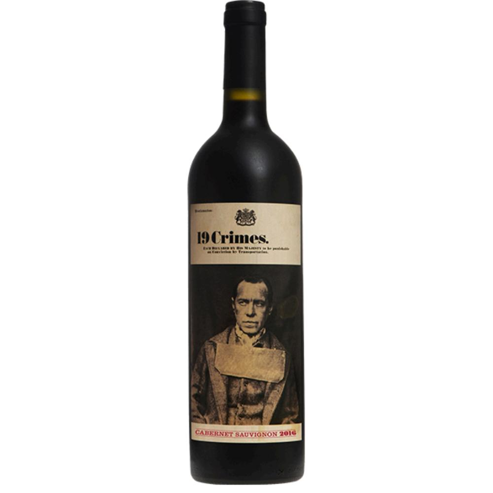 19 Crimes Cabernet Sauvignon Wine 19 Crimes