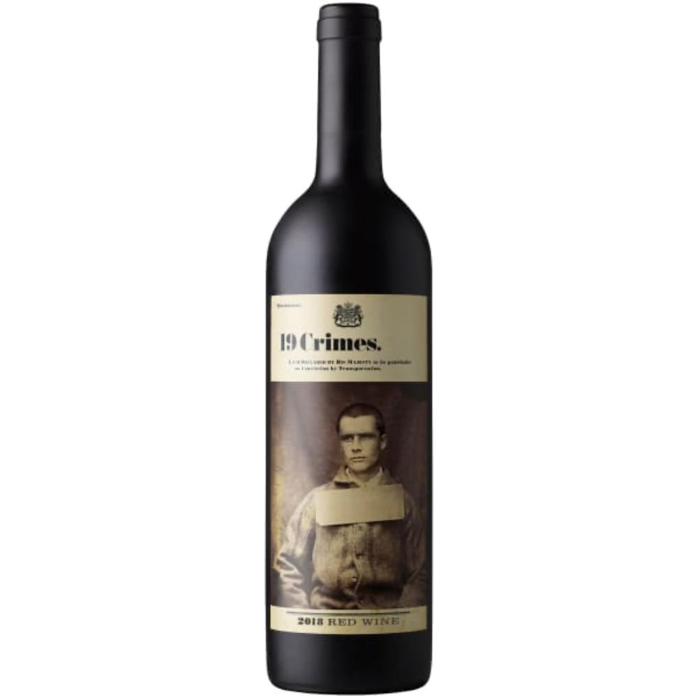 19 Crimes Red Blend 2018 Wine 19 Crimes