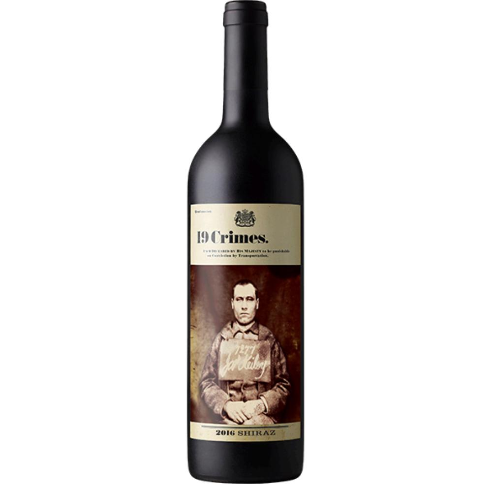 19 Crimes Shiraz Wine 19 Crimes