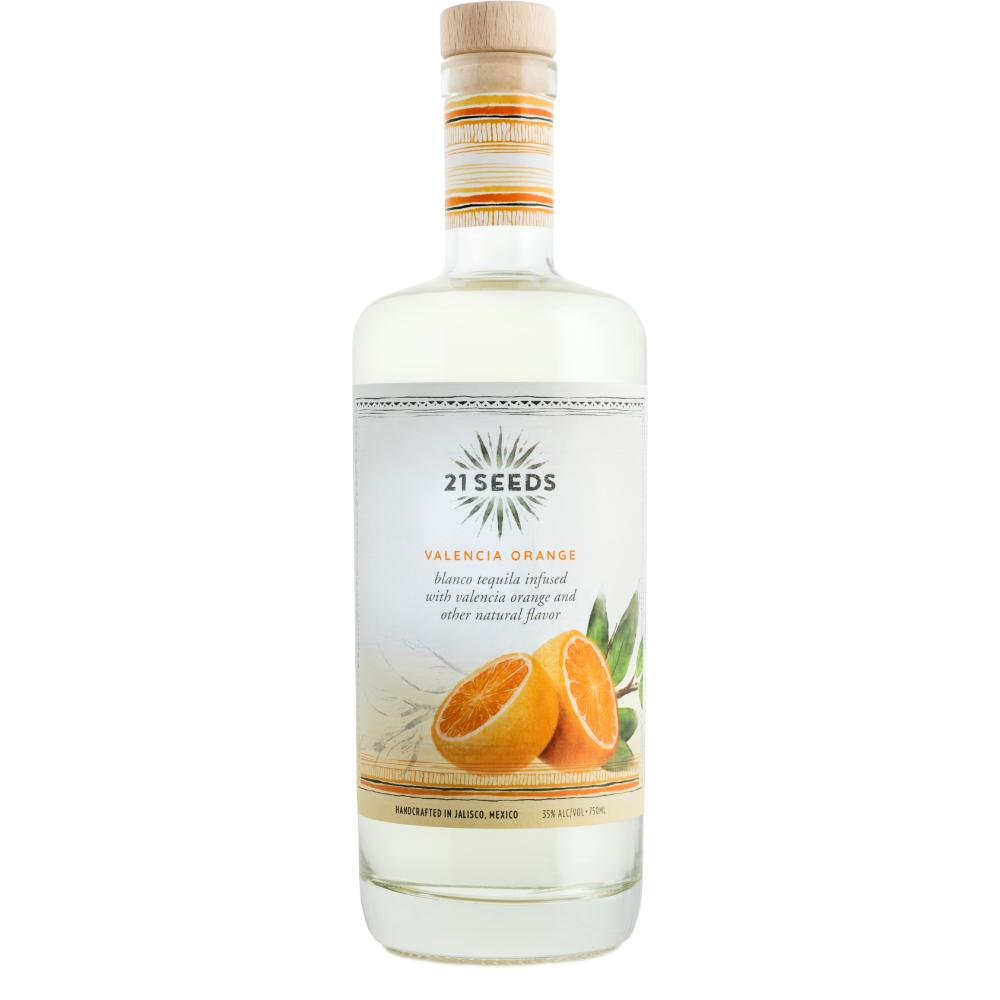 21 SEEDS Valencia Orange Tequila Tequila 21 SEEDS