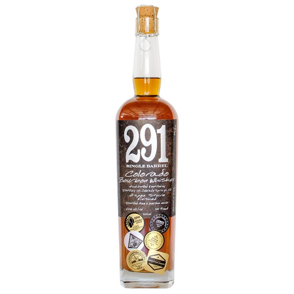 291 Colorado Bourbon Whiskey, Small Batch Bourbon 291 Colorado Whiskey