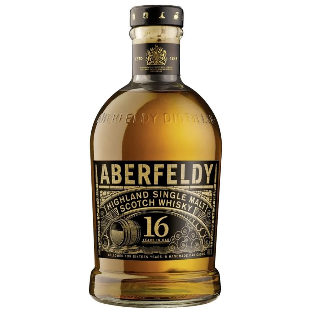 Aberfeldy 16-Year-Old Scotch Aberfeldy