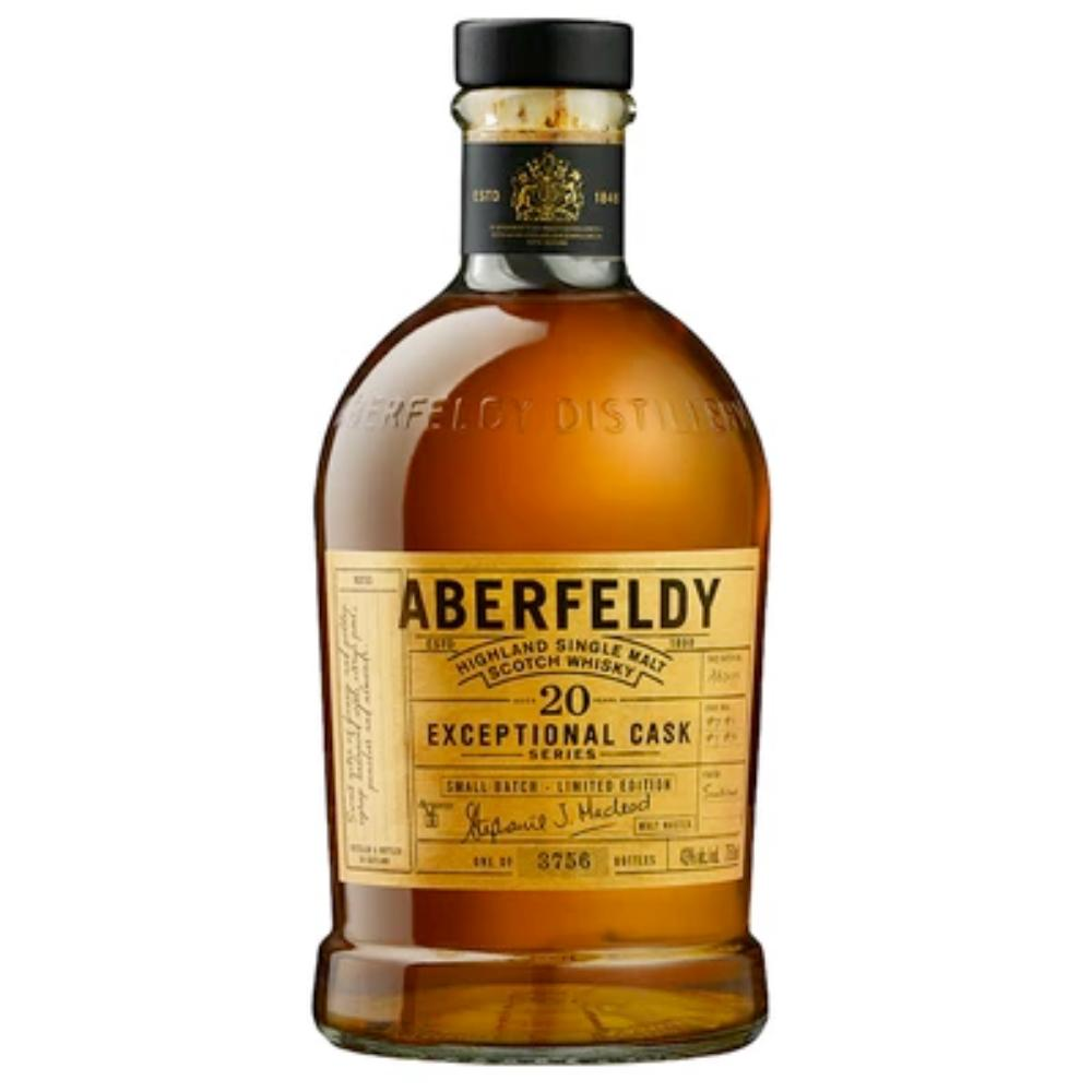 Aberfeldy 20 Year Old Small Batch Scotch Aberfeldy
