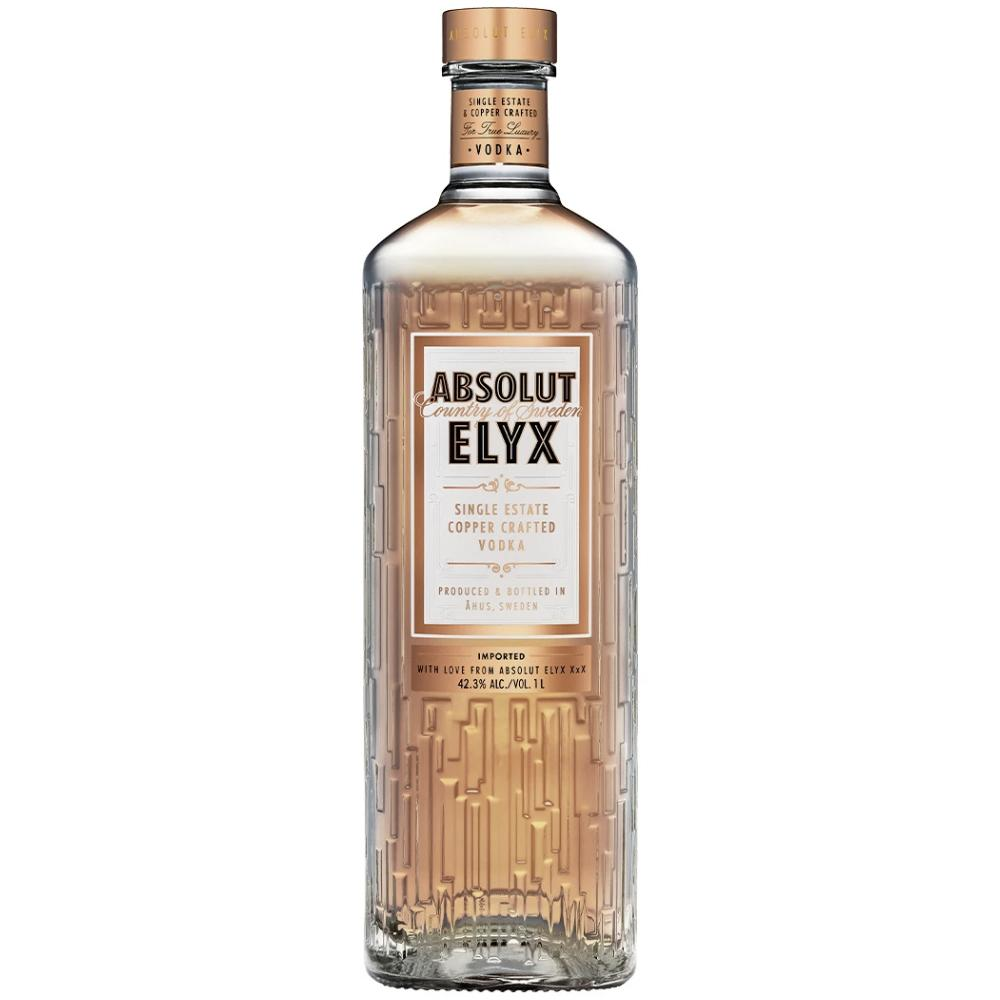 Absolut Elyx Vodka (1L) Vodka Absolut Vodka