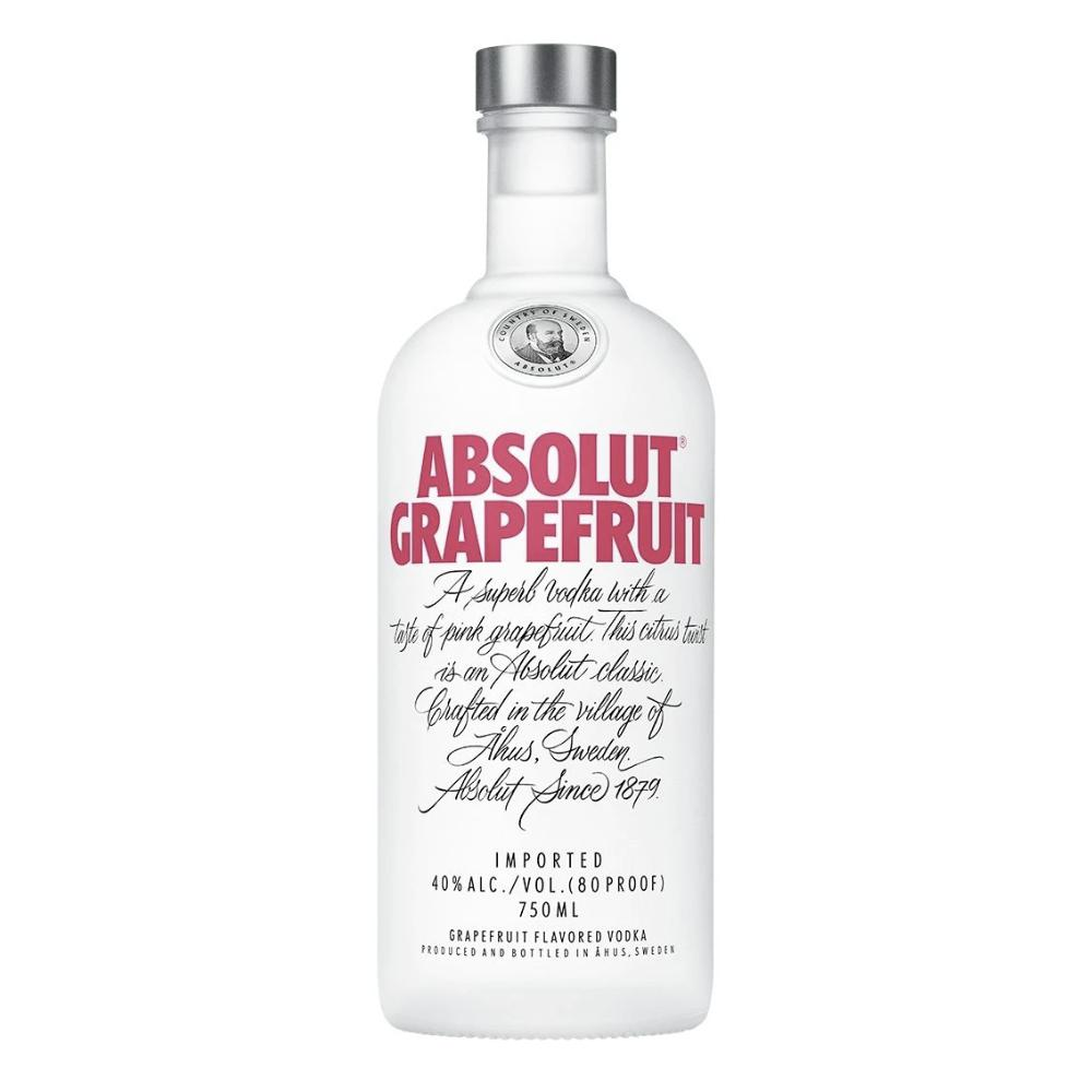 Absolut Grapefruit Vodka Vodka Absolut