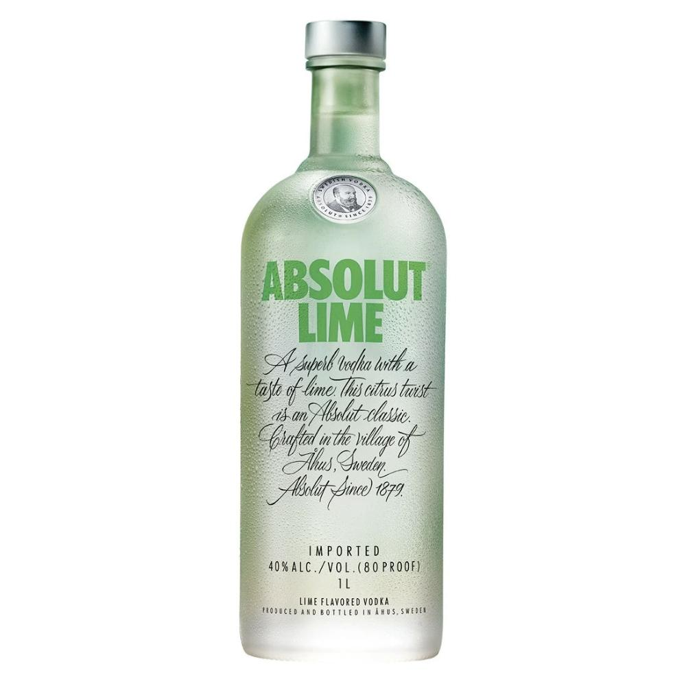 Absolut Lime Vodka Vodka Absolut