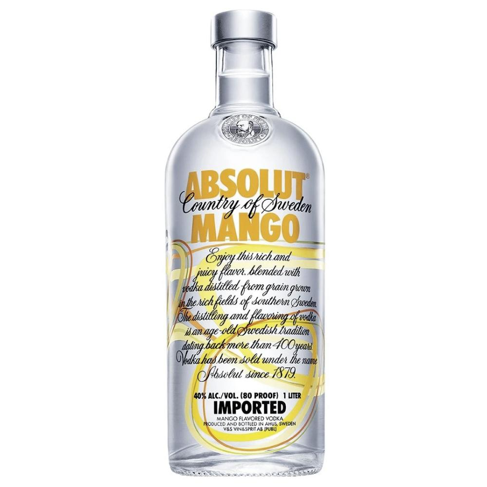 Absolut Mango Vodka Vodka Absolut
