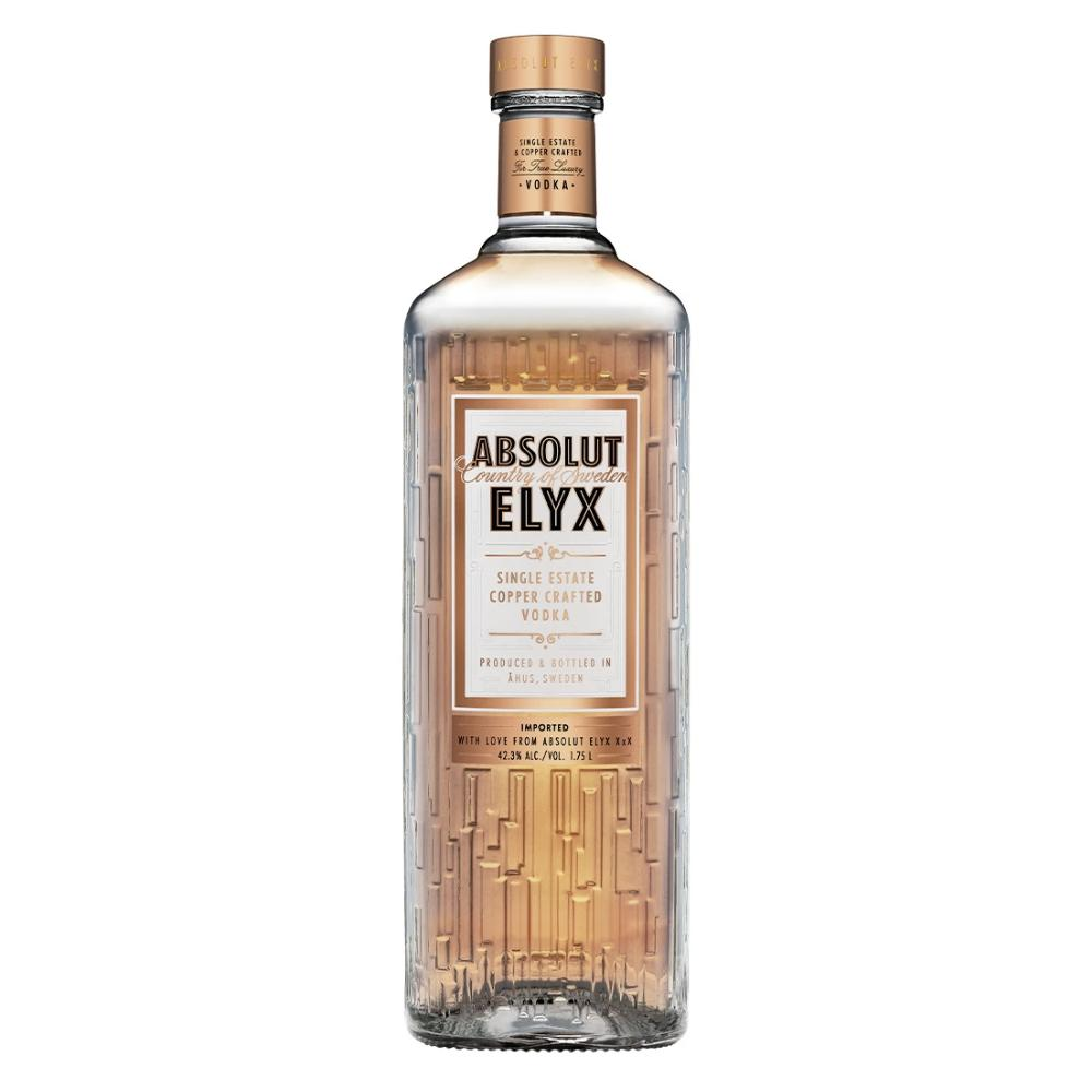 Absolute Elyx Vodka 1.75L Vodka Absolut Vodka