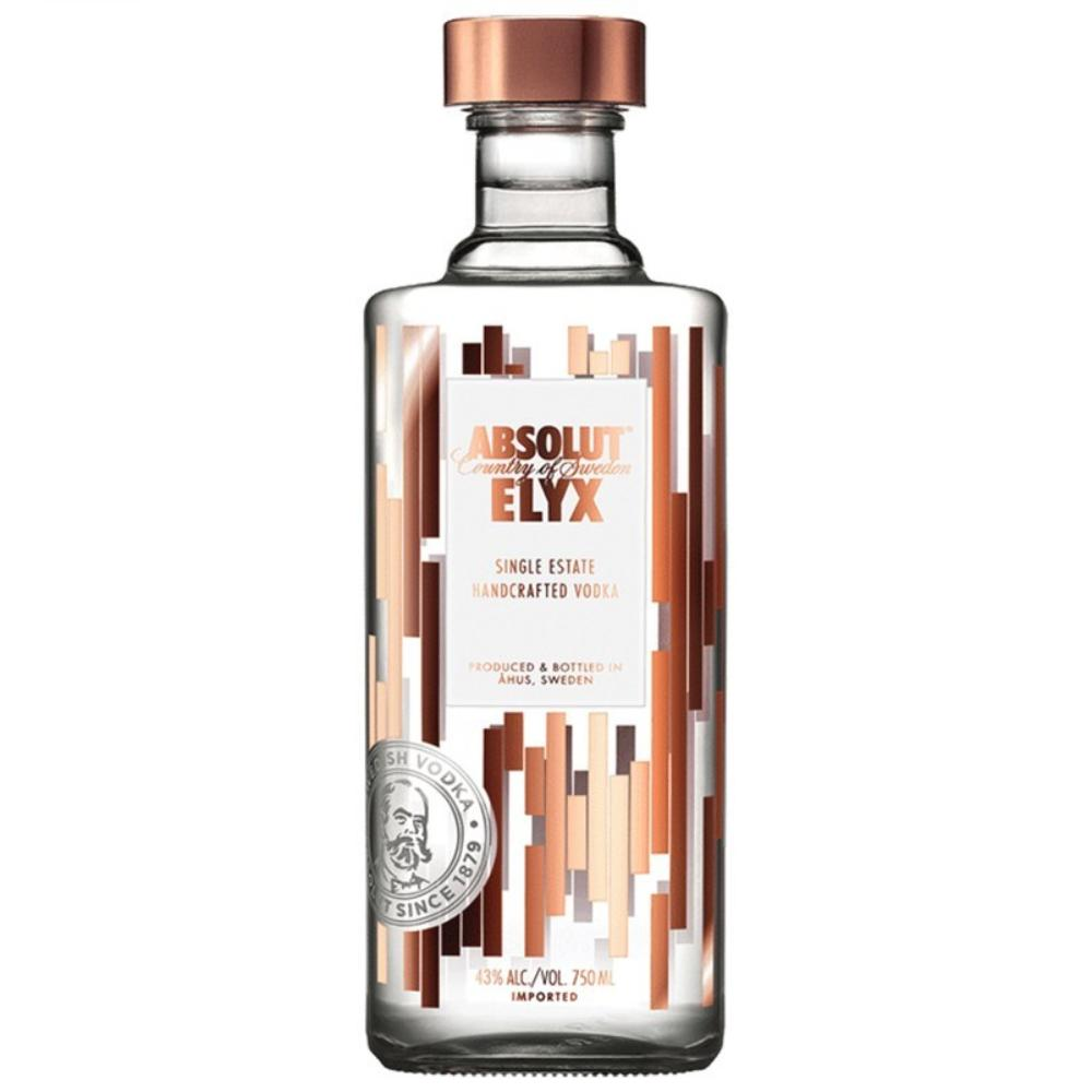 Absolute Elyx Vodka Vodka Absolut Vodka