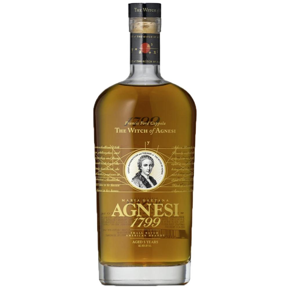 Agnesi 1799 Brandy Brandy Great Women Spirits