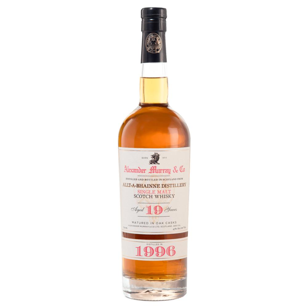 Alexander Murray Allt-a-Bhainne 19 Year Old 1996 Scotch Alexander Murray