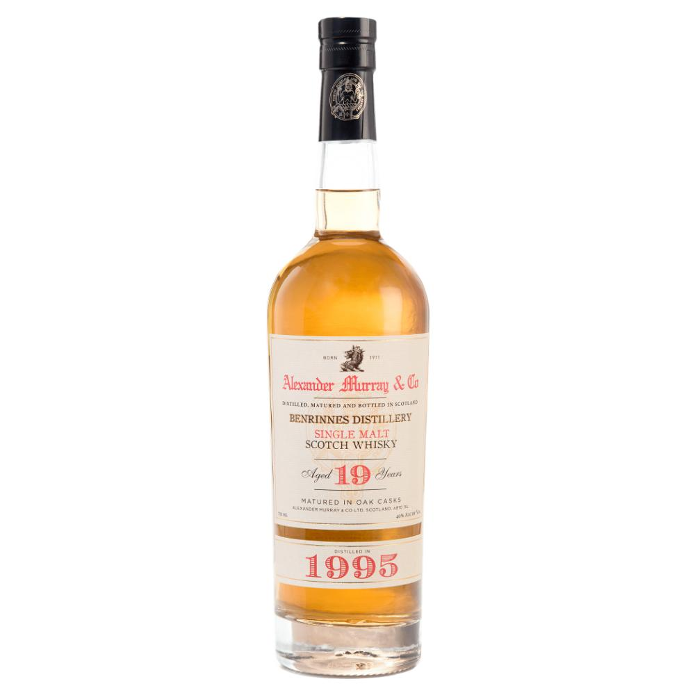 Alexander Murray Benrinnes 19 Year Old 1995 Scotch Alexander Murray