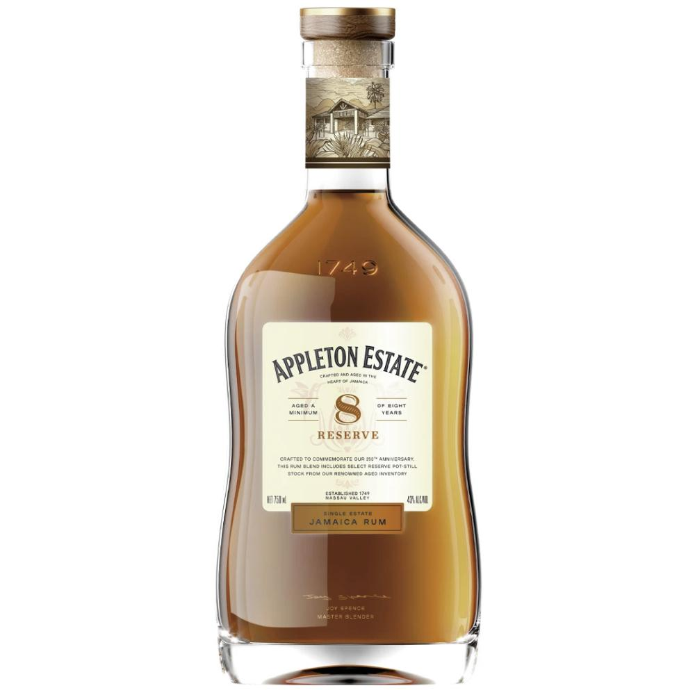 Appleton Estate 8 Year Old Reserve Rum Appleton Estate Rum