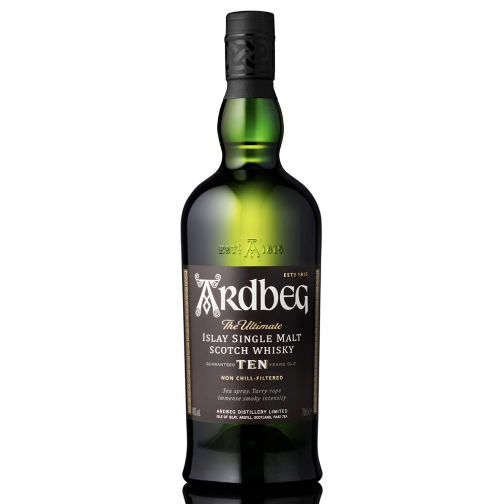 Ardbeg 10 Years Old Scotch Ardbeg