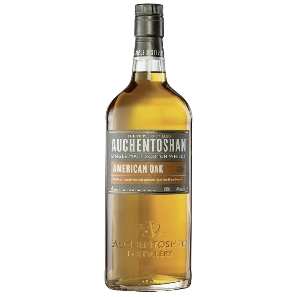 Auchentoshan American Oak Lowland Single Malt Scotch Scotch Auchentoshan