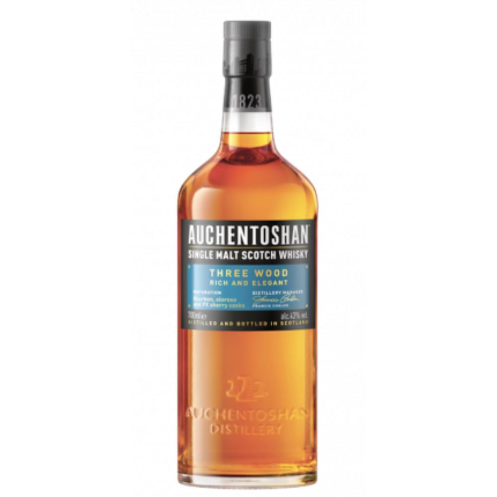 Auchentoshan Three Wood Scotch Auchentoshan