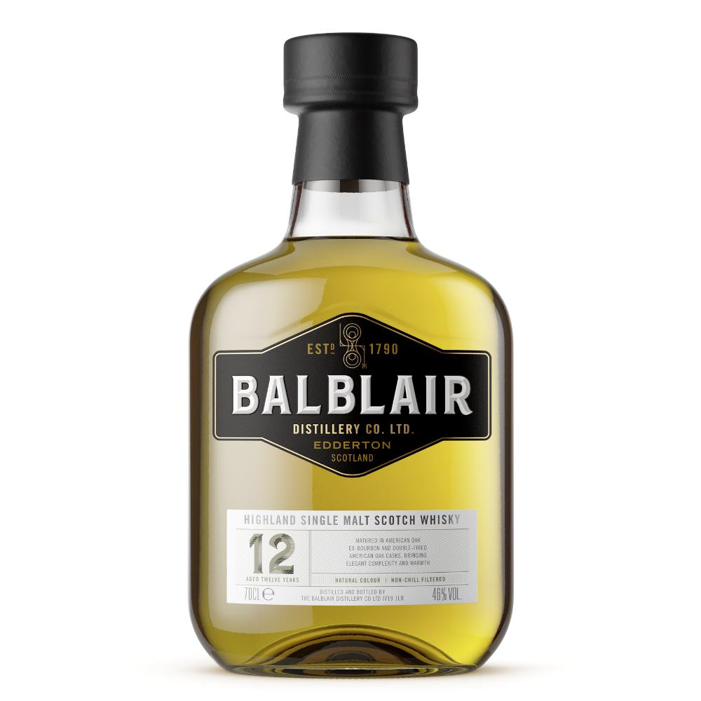 Balblair 12 Year Old Scotch Balblair Distillery
