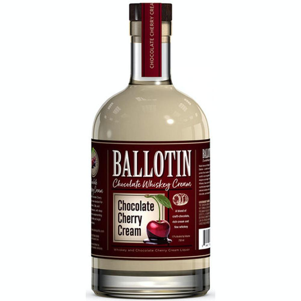 Ballotin Chocolate Cherry Cream Whiskey American Whiskey Ballotin Whiskey