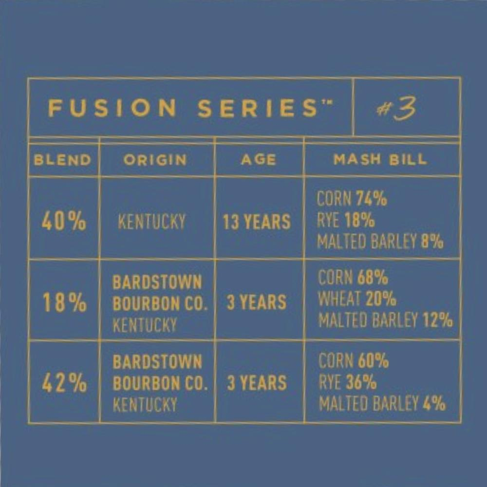 Bardstown Bourbon Company Fusion Series #3 Bourbon Bardstown Bourbon Company