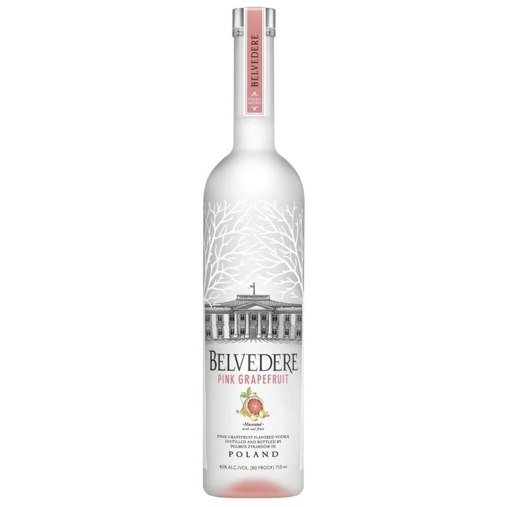 Belvedere Pink Grapefruit Vodka Belvedere Vodka