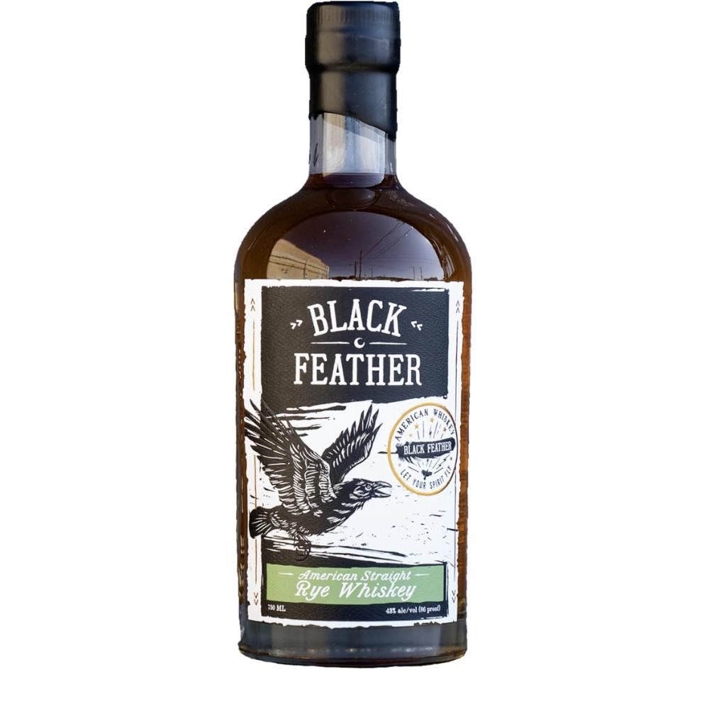 Black Feather Rye Whiskey Rye Whiskey Black Feather