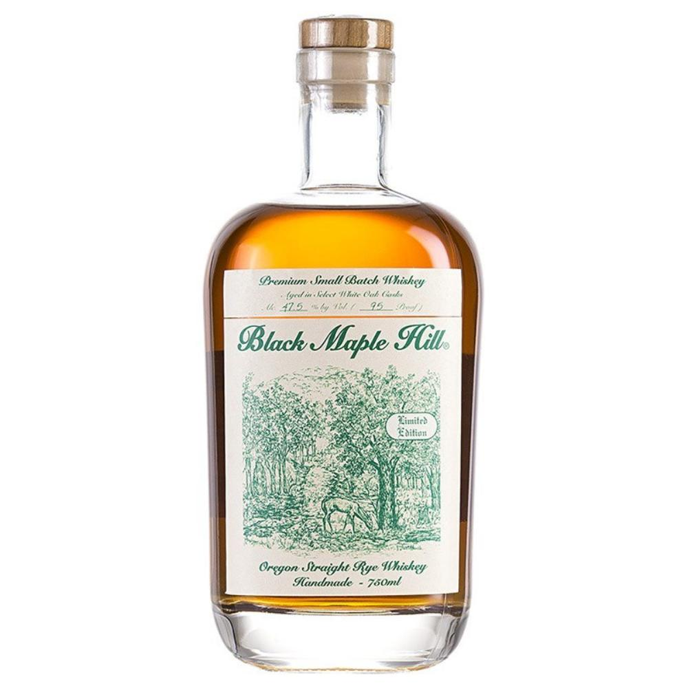 Black Maple Hill Oregon Rye Rye Whiskey Black Maple Hill