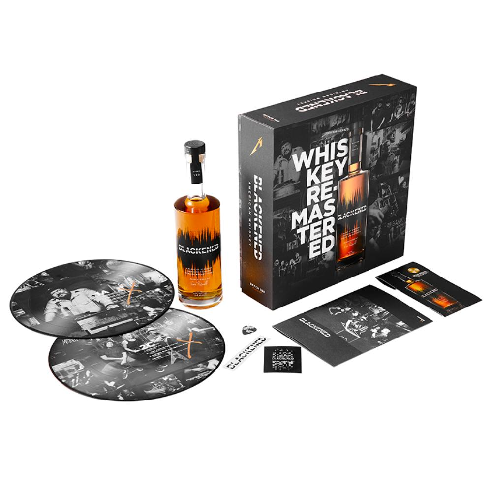 Blackened Batch 100 Collectible Box Set American Whiskey Blackened American Whiskey