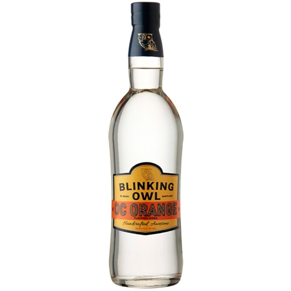 Blinking Owl OC Orange Vodka Gin Blinking Owl