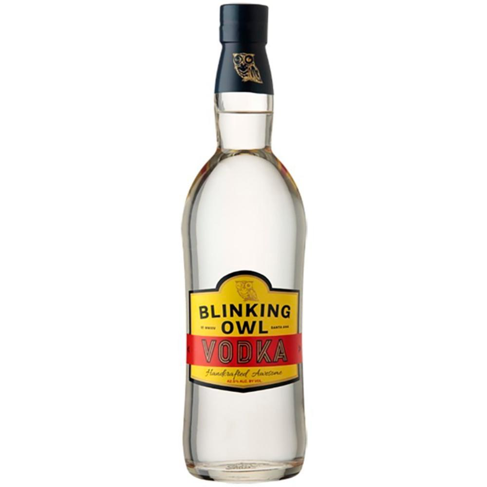 Blinking Owl Vodka Vodka Blinking Owl