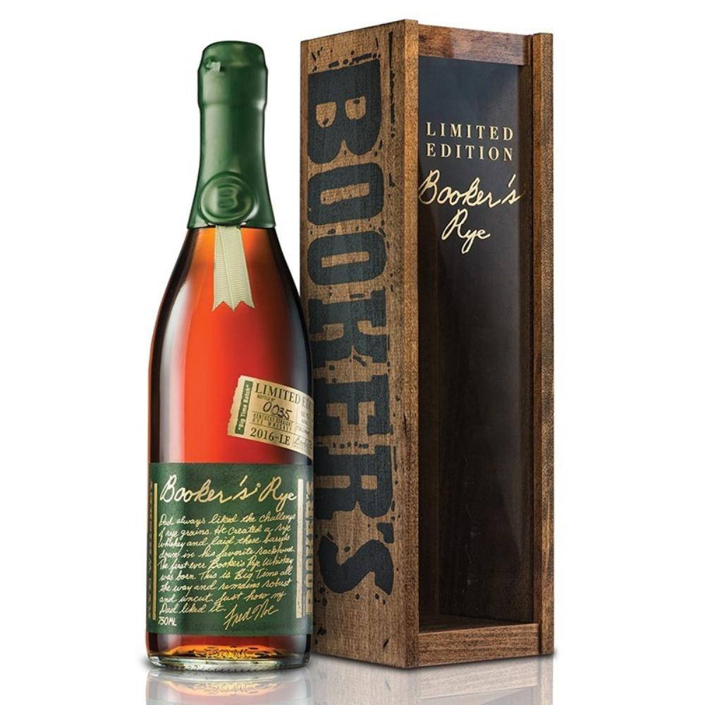 Booker's Limited Edition 13 Year Old Rye 'Big Time Batch' Rye Whiskey Booker's