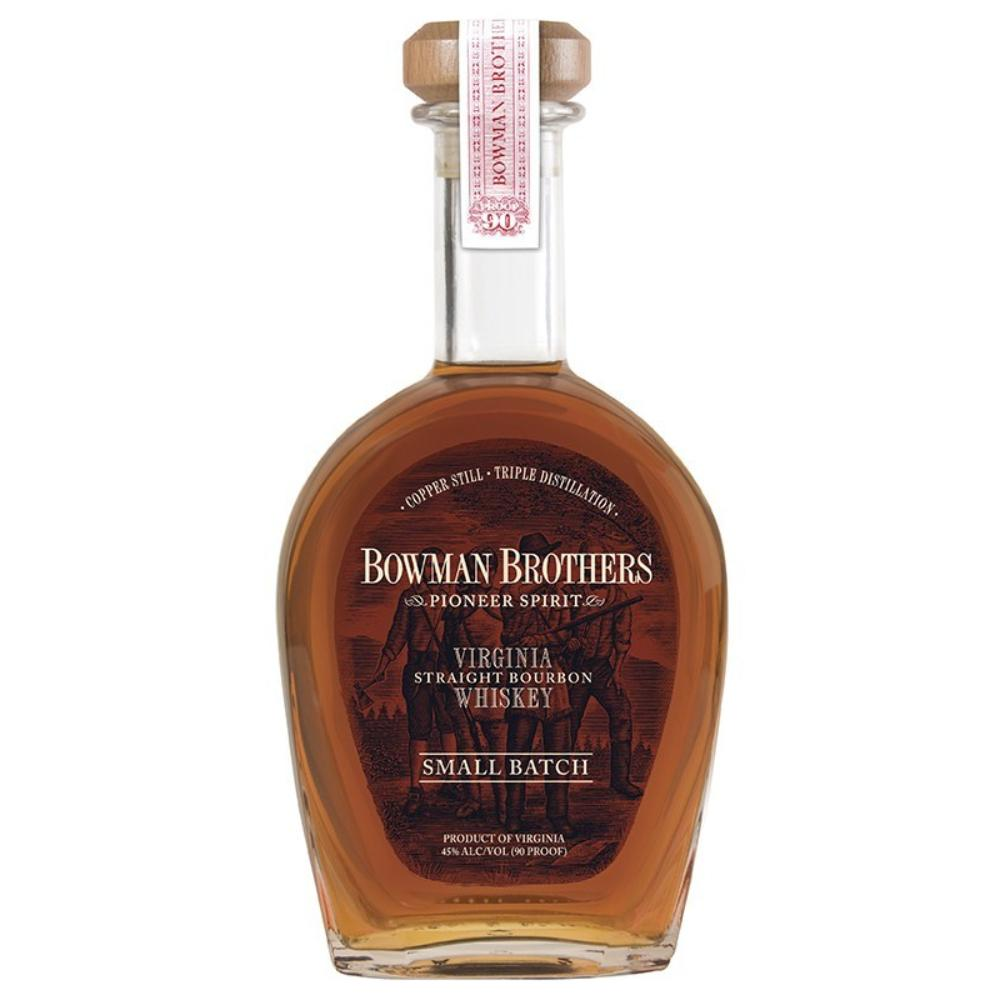 Bowman Brothers Small Batch Bourbon Bourbon A. Smith Bowman