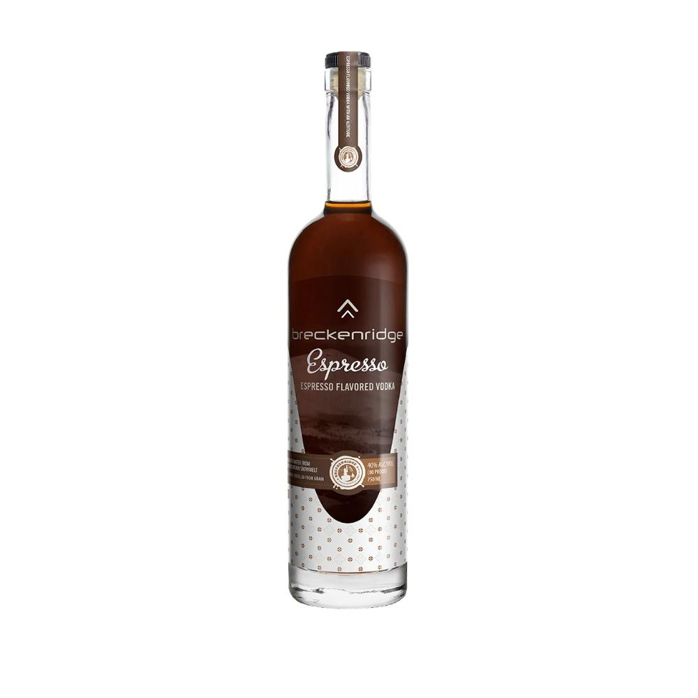 Breckenridge Espresso Vodka Vodka Breckenridge Distillery