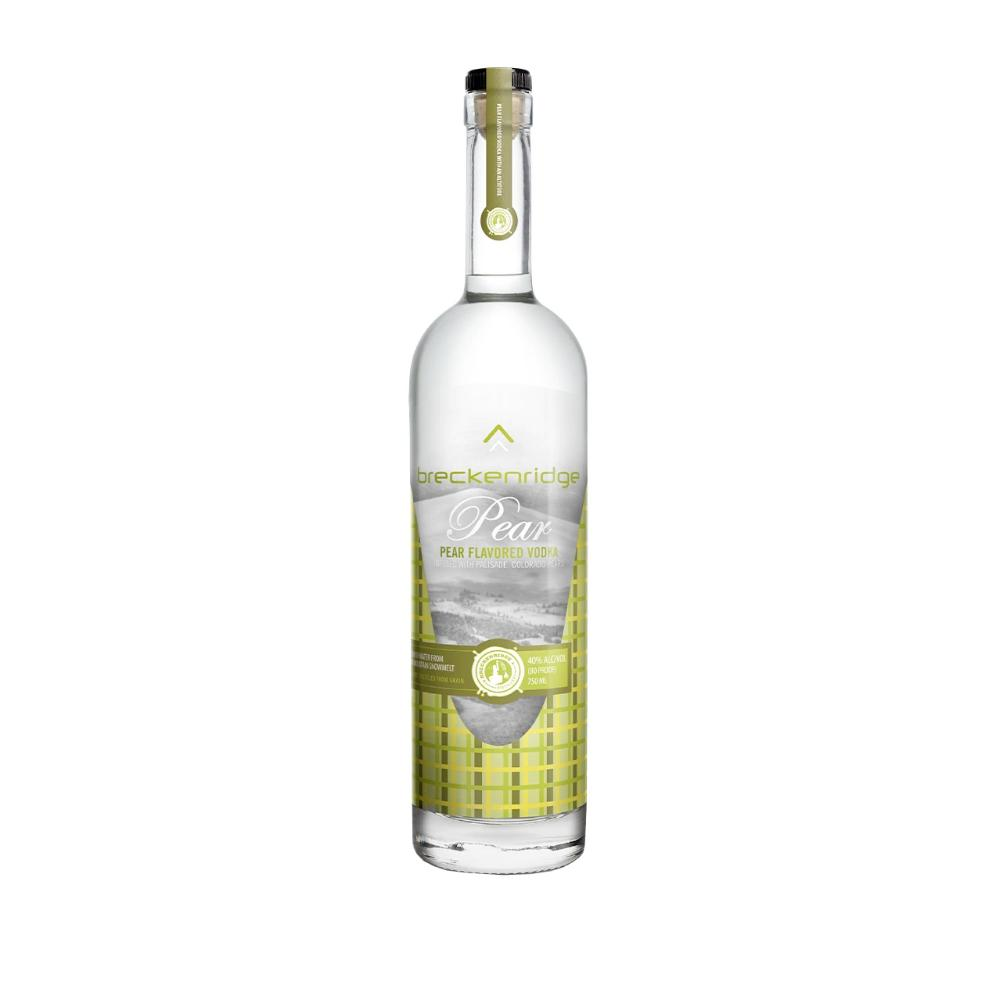 Breckenridge Pear Vodka Vodka Breckenridge Distillery