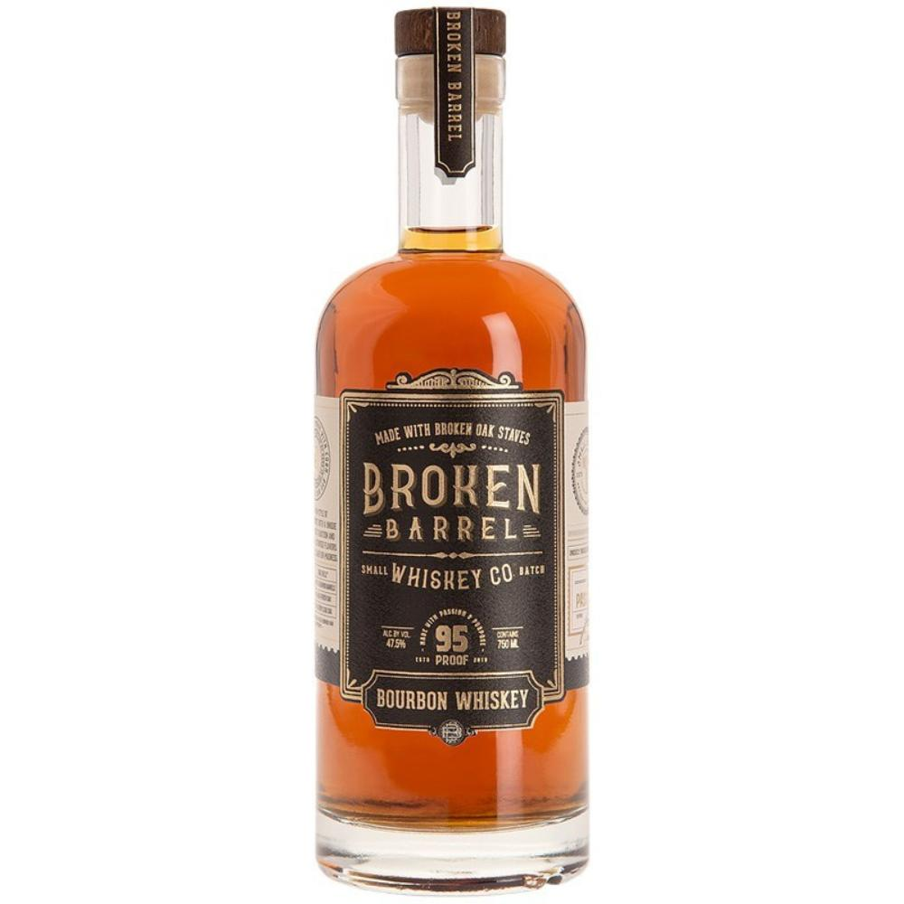 Broken Barrel Bourbon Whiskey Bourbon Broken Barrel Whiskey