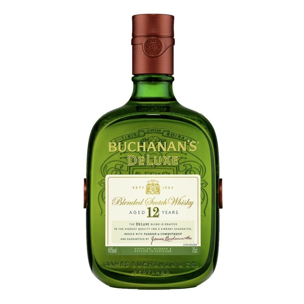 Buchanan's DeLuxe Scotch Buchanan's