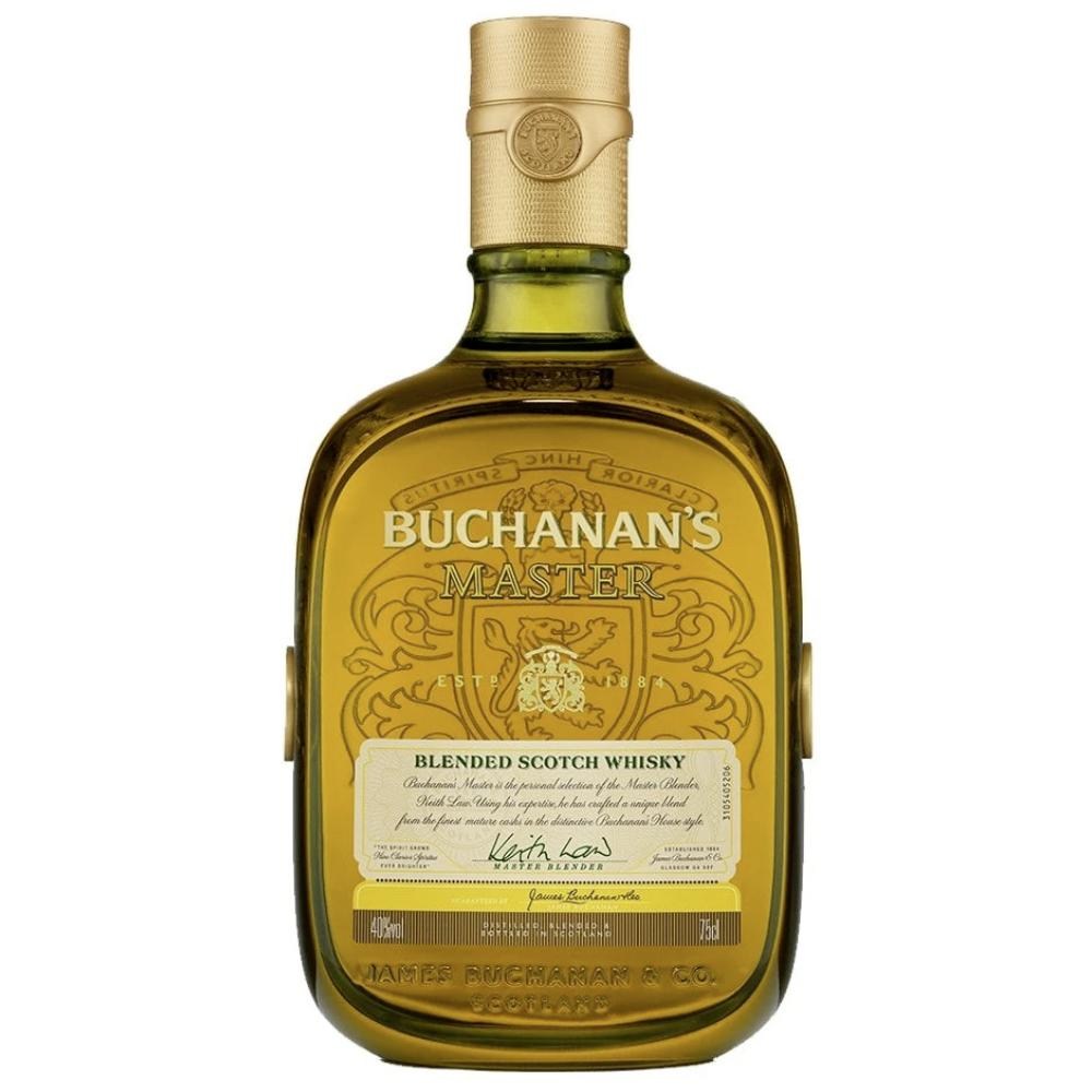 Buchanan's Master Scotch Buchanan's